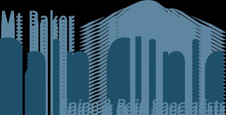 Mt baker pain clinic logo