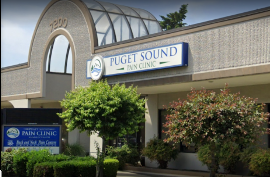 Tukwila Pain Management Clinic