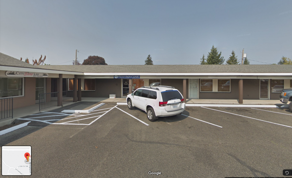 Puget Sound Pain Clinic Lakewood
